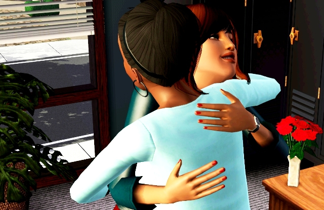 """[Terminé] Sims Histoires de Jobs """"Au bureau"""" - Page 12 589578Screenshot6"""