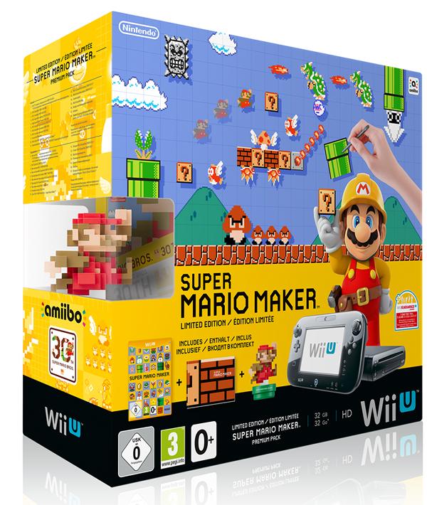 Super Mario Maker 589756a9e48de22cb5446eb20fc07061d4e1aa