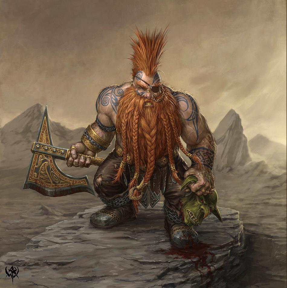 [Warhammer Fantasy Battle] Images diverses 589853gotrek5