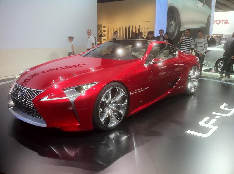Salon de l'auto 2012 590151IMG1926