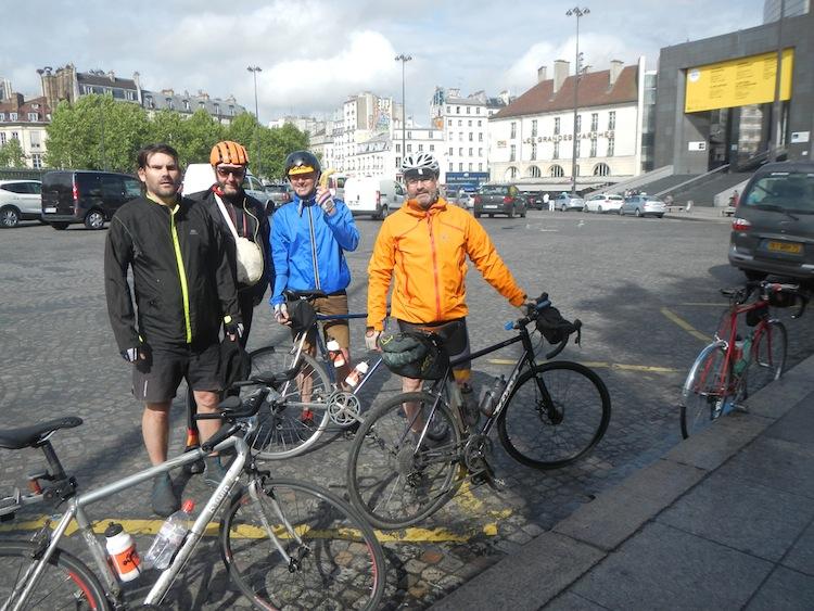 Banane PARIS - RAMBOUILLET - PARIS  Jeudi 14 mai 2015 DEPART 8 H 30 GARE DE LYON 590381DSCN5782
