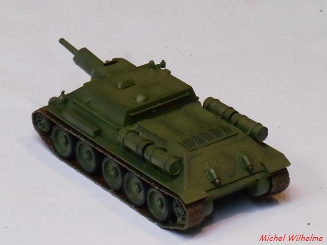blindés russes suite  SU 122 590772DSCN9961Copier