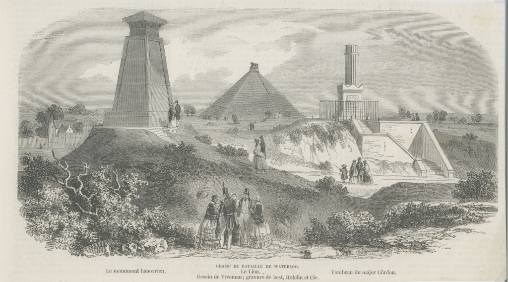 la bataille de Waterloo 1815 591201scan81
