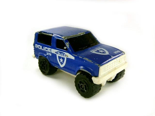 N°2306 Ford bronco police 593322S4200039