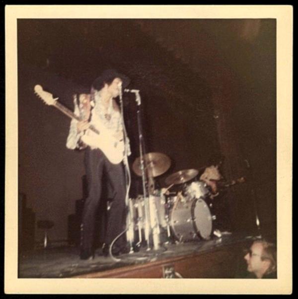New York (Hunter College) : 2 mars 1968 [Second concert]     593644130