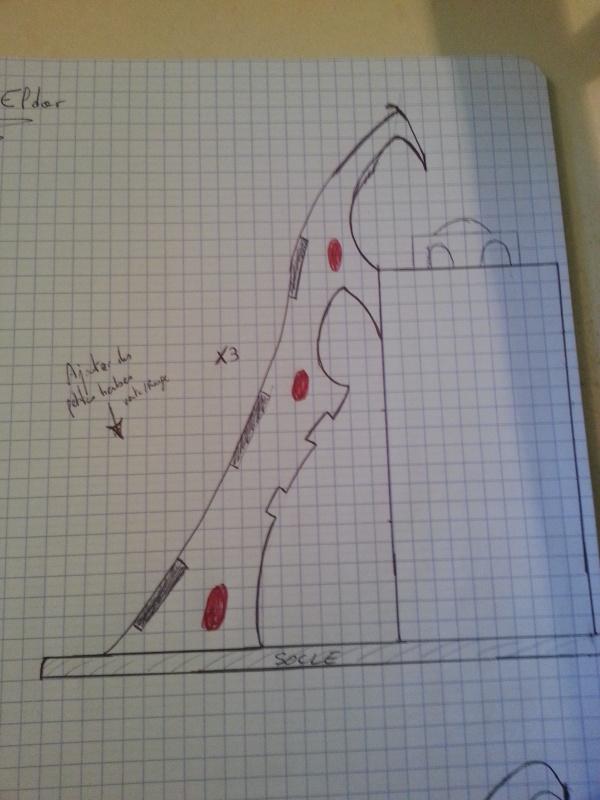 [WH40K][ELDAR] Module Station Eldar 59403320121221160229