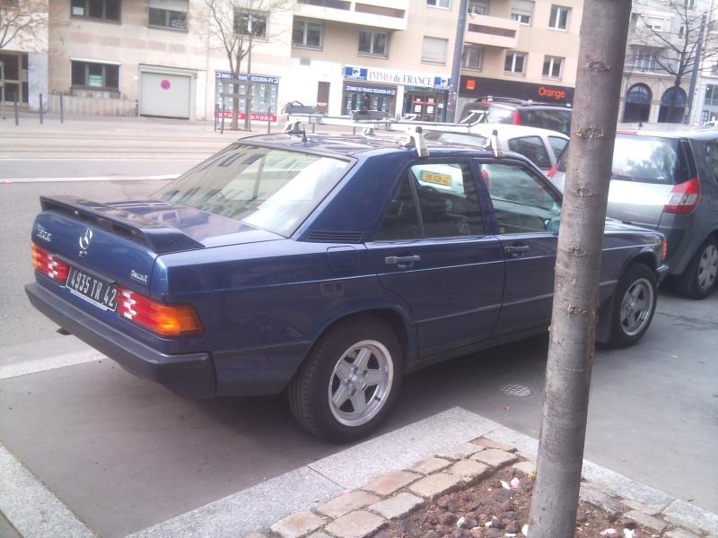Mercedes 190 1.8 BVA, mon nouveau dailly - Page 5 594141DSC2315