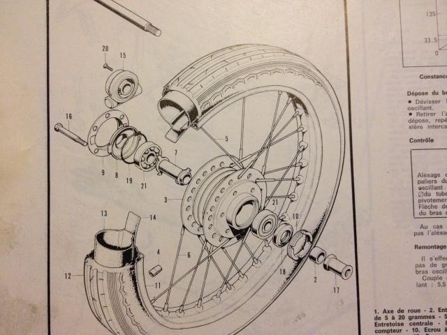 CB 550 F1 1976 d'un Padawan  - Page 10 594181IMG04681