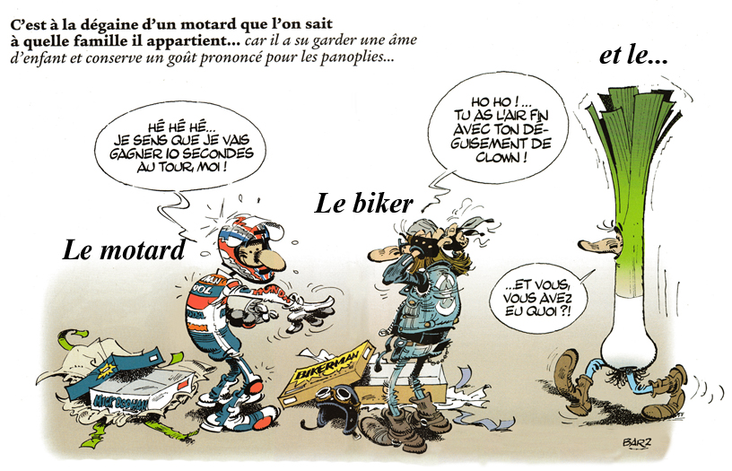 Humour en image du Forum Passion-Harley  ... - Page 5 594530Biker