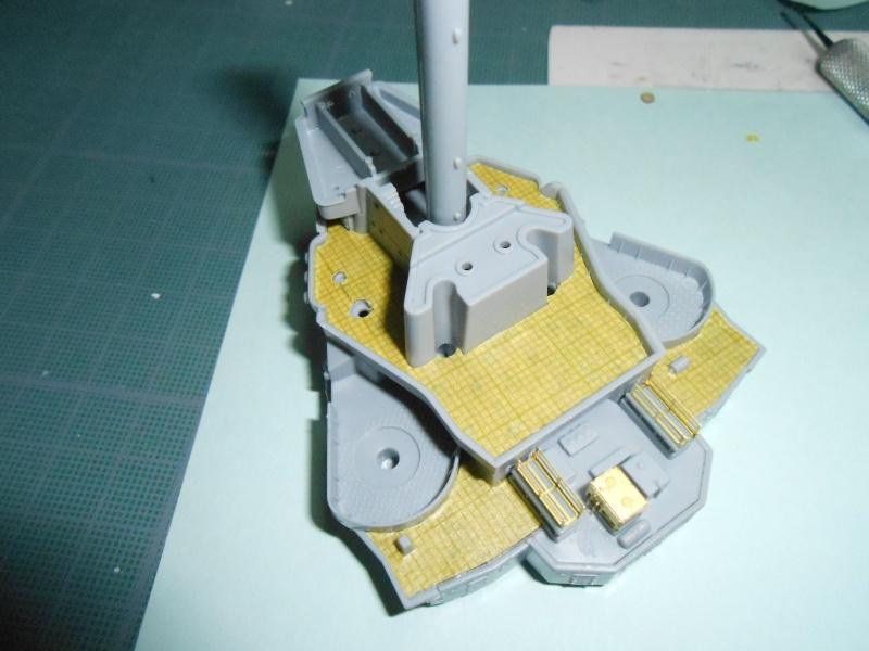 NAGATO Hasegawa 1/350- PE- Ponts en bois - Page 2 594647DSCN6496