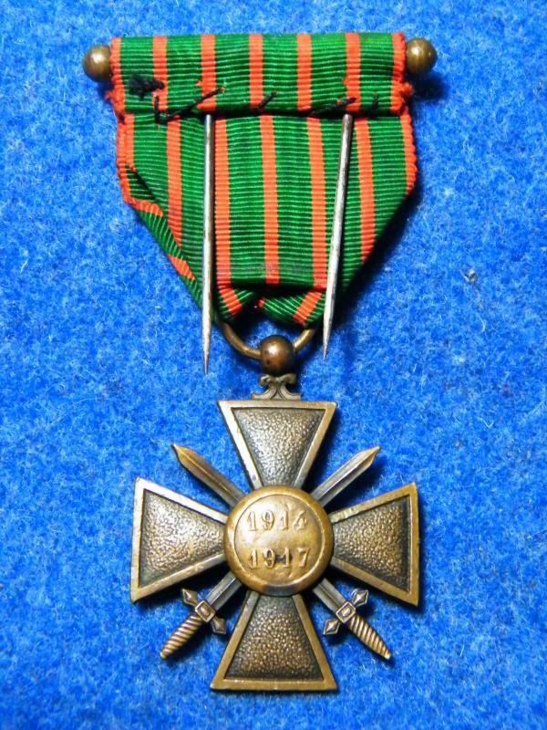 croix de guerre 1914 1917 594653020