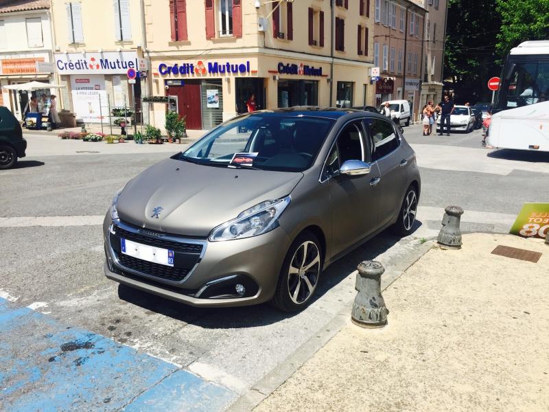 2015 - [Peugeot] 208 restylée - Page 3 594890FullSizeRender2