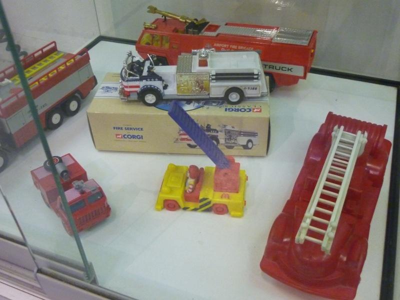 Musée des pompiers de MONTVILLE (76) 596413AGLICORNEROUEN2011145