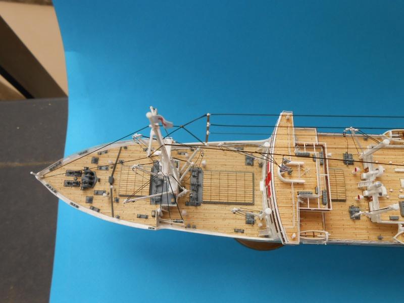 Hikawa Maru Hopital 1/350 pont/PE/babioles Hasegawa 596518DSCN6158