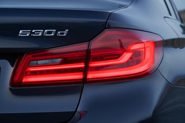 La nouvelle BMW Série 5 Berline. Plus légère, plus dynamique, plus sobre et entièrement interconnectée 597747P90237290highResthenewbmw5series