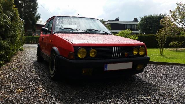 Fiat Ritmo 130 TC Abarth '84 en static sur Compomotive !! - Page 2 59784720160510155605b