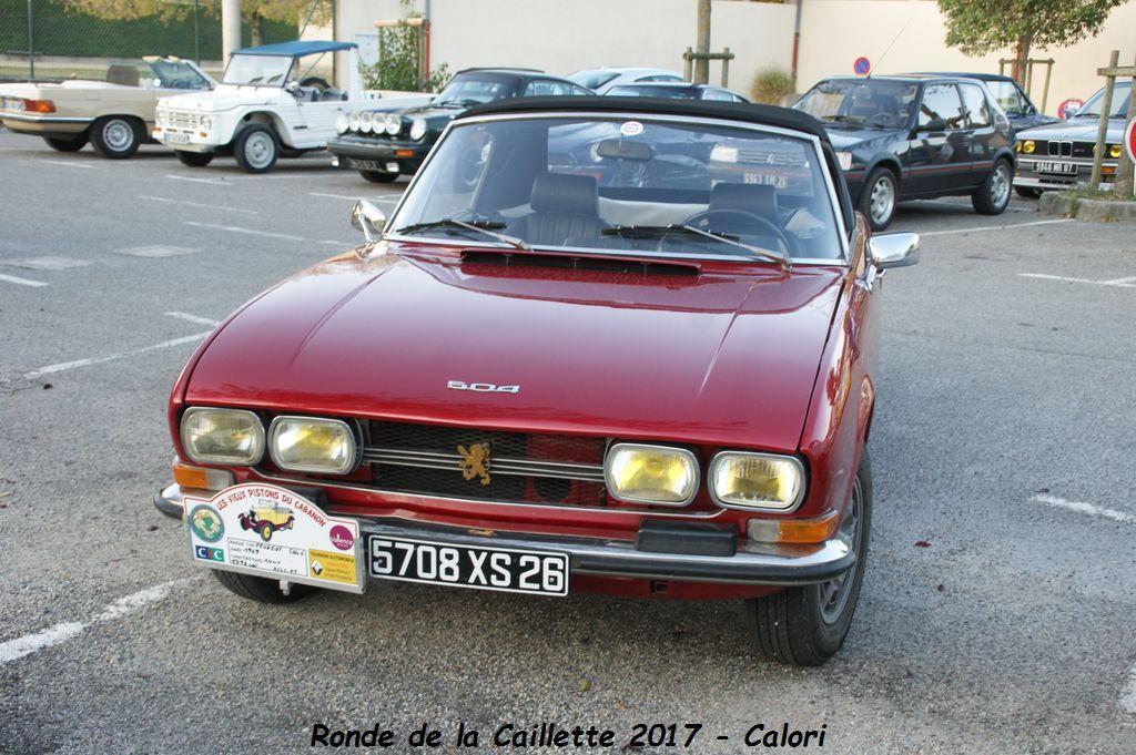 [26] 15/10/2017-  9ème Ronde de la Caillette Chabeuil 597993DSC03565