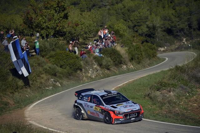 Rallye d'Espagne : Hyundai Motorsport signe son second double podium de la saison 2016  5980051390rallydeespana1