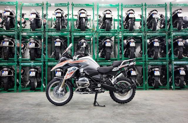 114 BMW R 1200 GS dans les starting blocks pour le BMW Motorrad International GS Trophy 2016 598406P90206577highResbmwmotorradinterna
