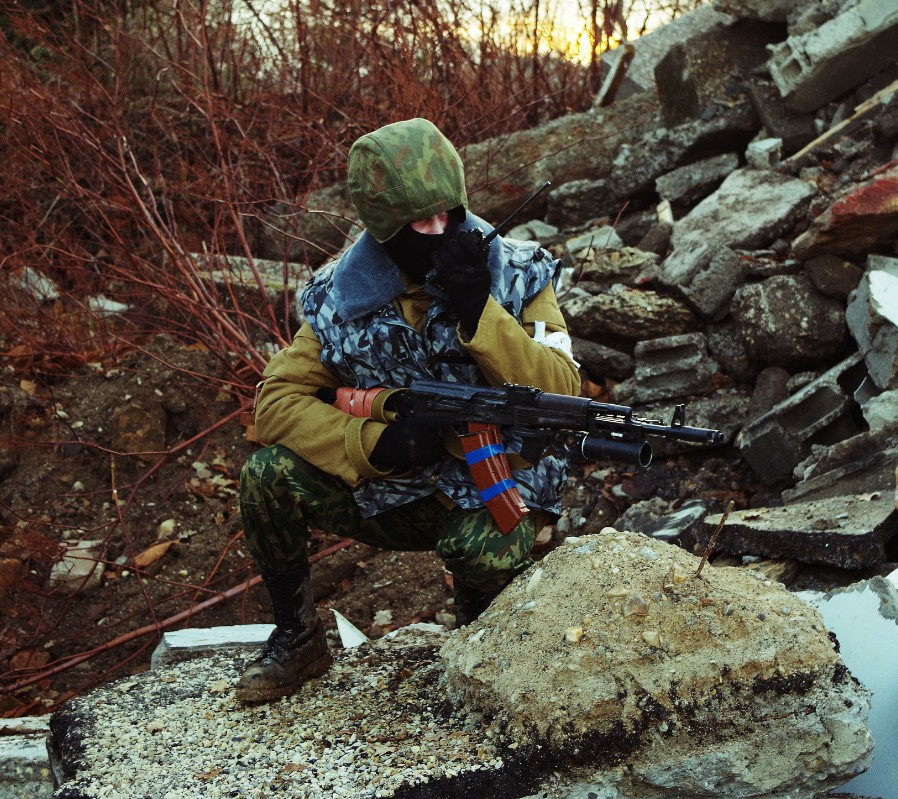 Soldat du MVD, 1st Chechnya conflict 59877920131222190325