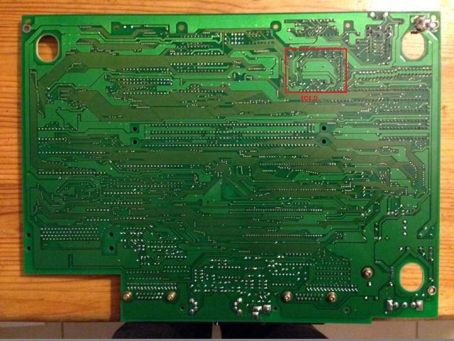 RGB Fix pour console AES: améliorer l'image de son AES 3-6 598973IMG1627