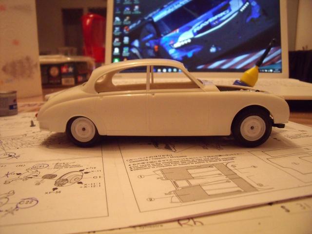 Jaguar MKII Saloon de Léopold Saroyan dans le Corniaud 599288DSCF66361