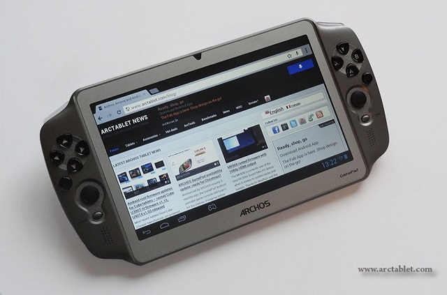 [Présentation] Archos Gamepad 599888gamepadintro