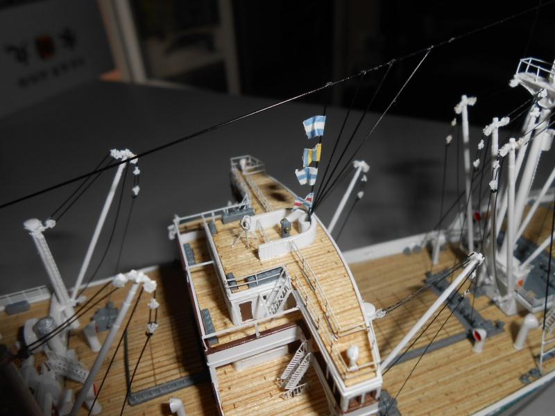 Hikawa Maru hopital 1/350 PE/pont en bois et babioles  - Page 6 600519DSCN5973