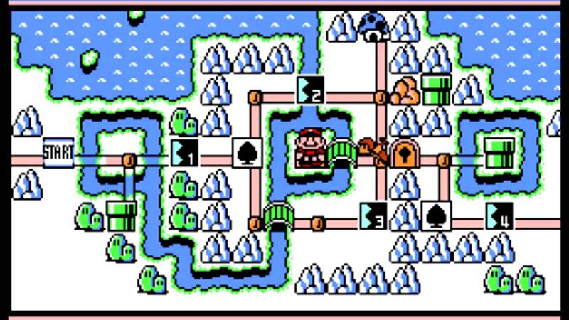 Vos jeux et niveaux où il fait froid préférés 600715maxresdefault