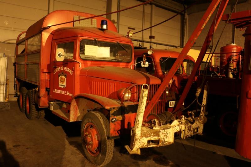 Des camions à gogo....Musée des sapeurs pompiers de Lyon 600738IMG6609
