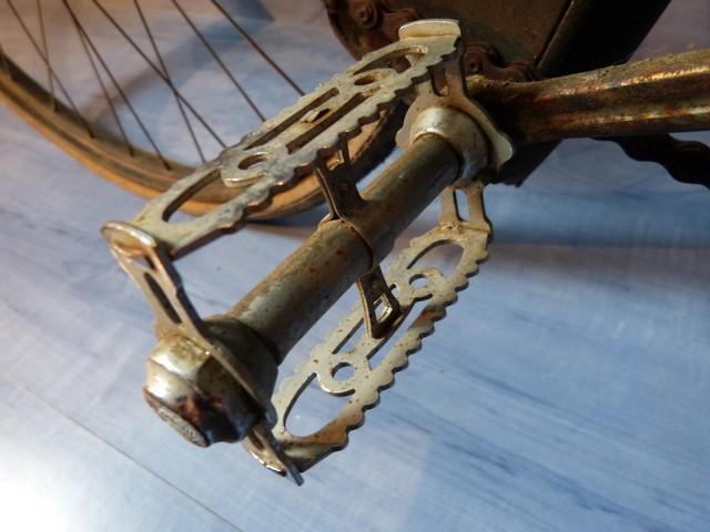 ALCYON vélo-porteur 1938 601058P1200148