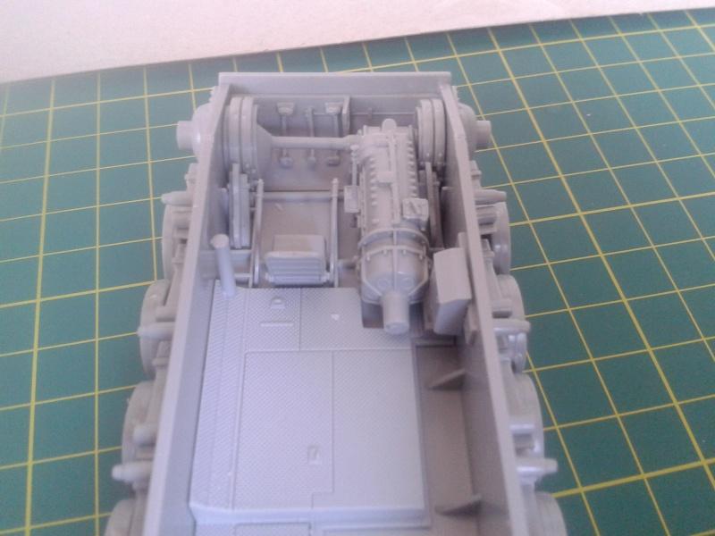 Sd.kfz 131 Marder 2 Dragon 1/35 60210920150909154358