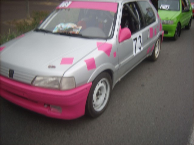 31è Rallye Tessy sur Vire Gouvets 2012 (vérifications techniques)  602181Sep01791