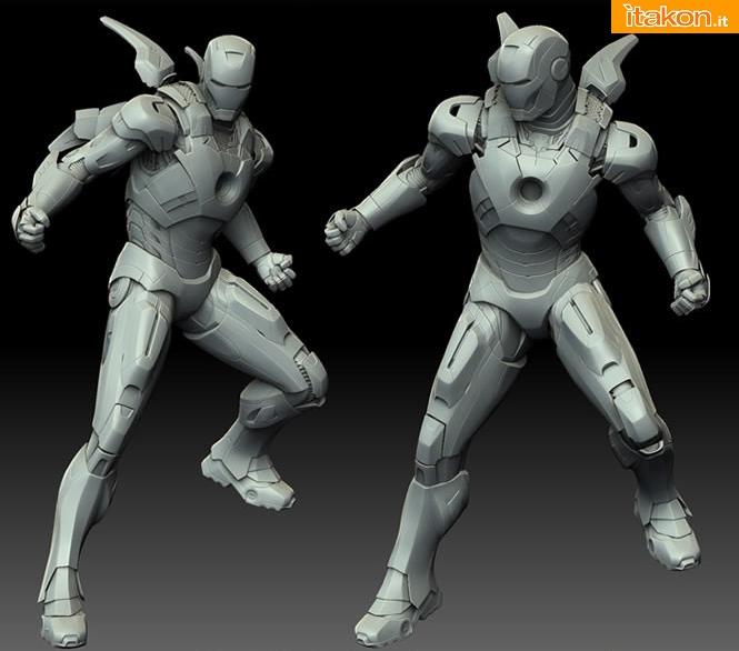 [XM Studios] Iron Man Mark VII - 1/4 scale 6025116804