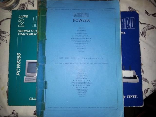 Fan de l'Amstrad PCW8256 60286920130129001522