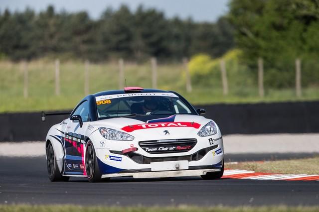 Franc Succès Pour Le 1er Rendez-Vous Des Rencontres Peugeot Sport 6030235905ea5d7e242