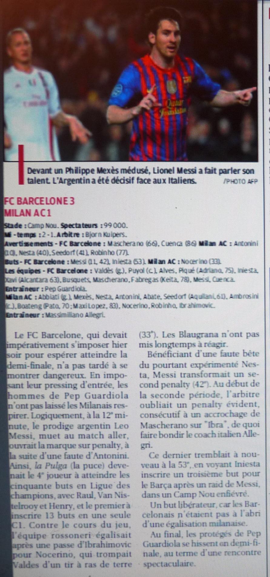 LE MILAN .A.C - Page 5 603120P1280184