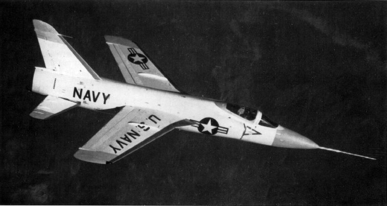 VOUGHT F-8 CRUSADER  603180GrummanF11FSuperTiger
