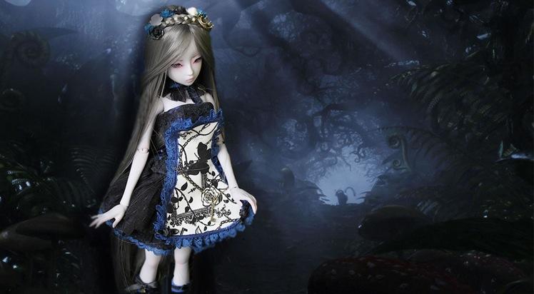 Nymeria (Sixtine Dark Tales Dolls) nouveau make-up p8 - Page 5 603215Alicedanslafortsombre