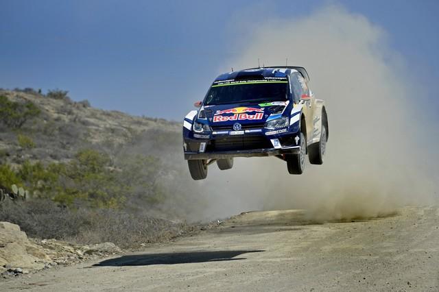 Rallye du Mexique : Volkswagen aux deux premières places du classement provisoire  603457hd012016wrc03dr11556