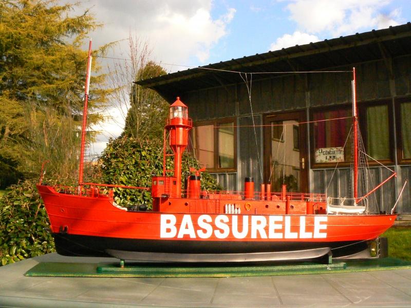Bateau feu Bassurelle (sister schip Sandettiè)  603992P1210188