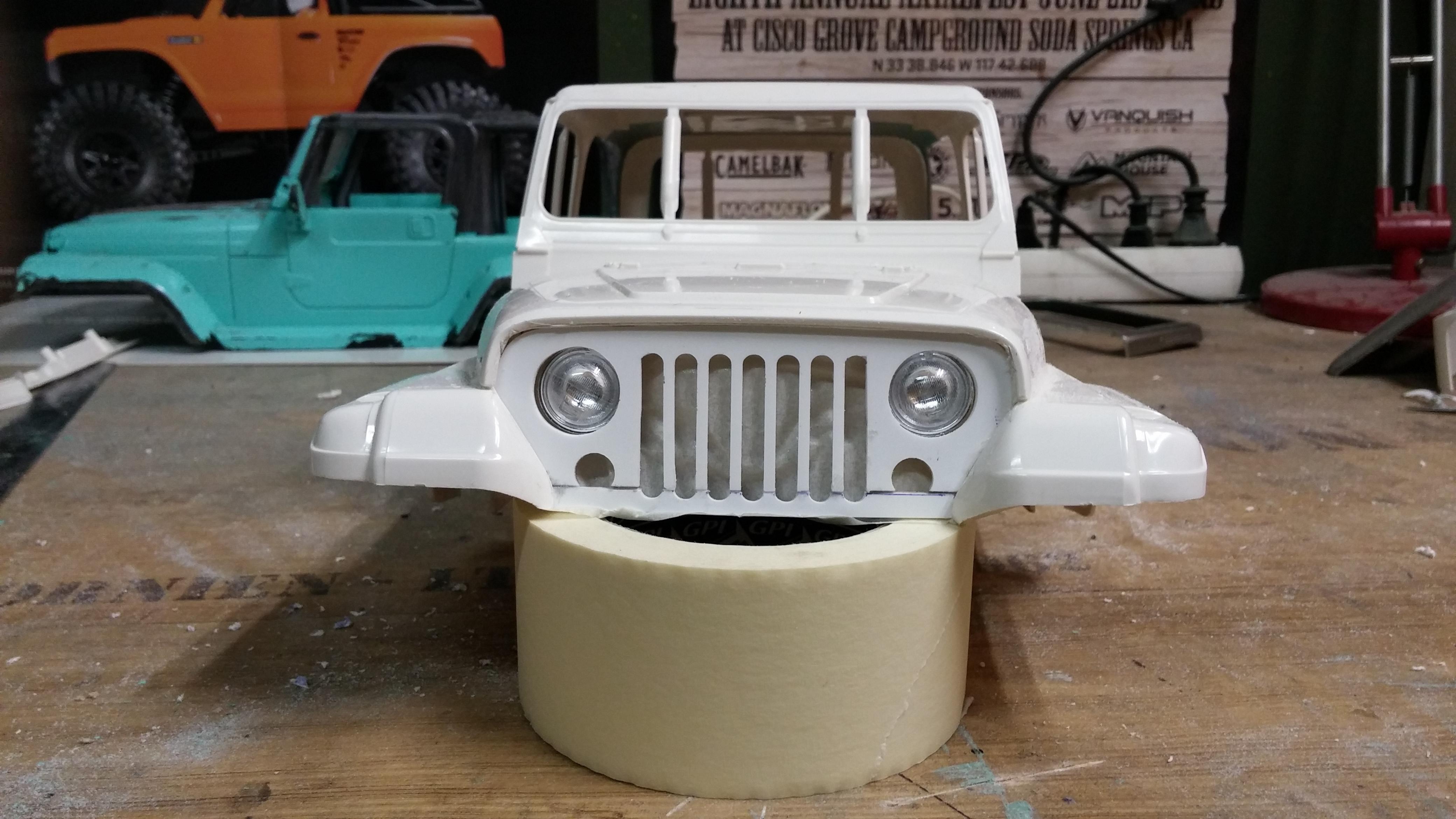 Jeep TJ Unlimited  60405420141004211058