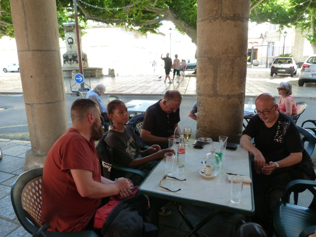 CR (Photos & Vidéo)  : TSO : 06-07/06/15 Sortie au Viaduc de Millau & environs 604095P1180542