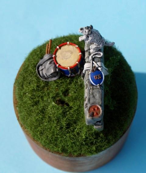 Petit tambour de l'Union 604268socle9
