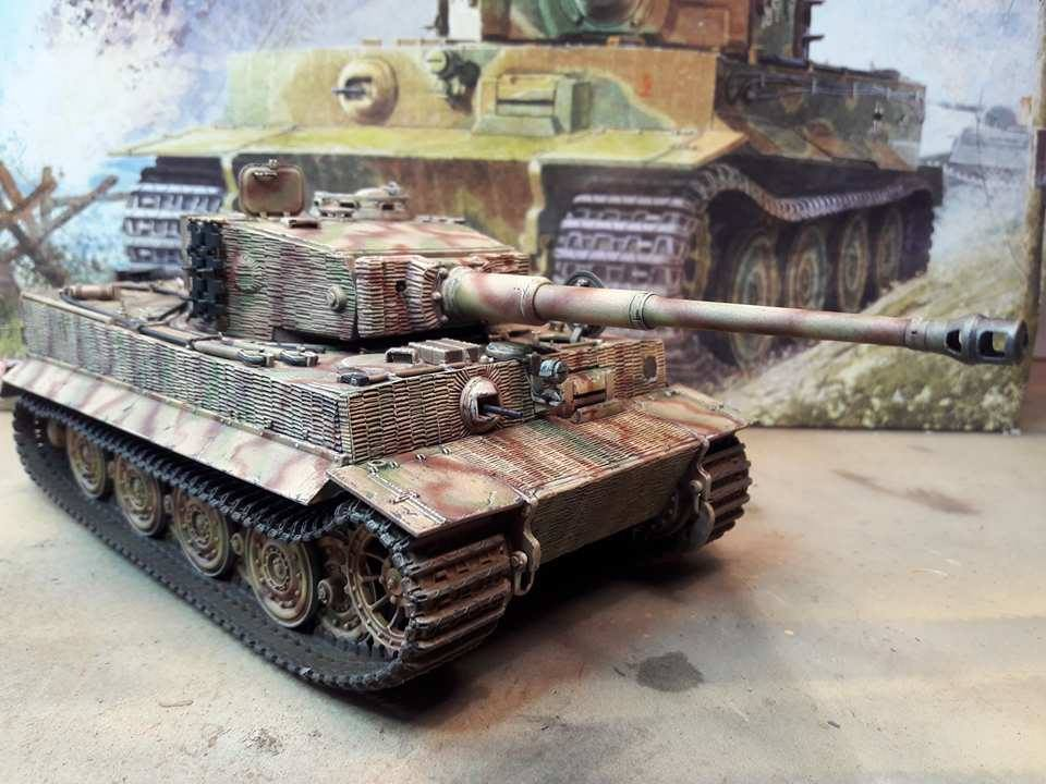 Tiger I Late production - Normandie 1944 - Dragon - 1/35 - Page 2 60438217974516102109613542443692055316907n