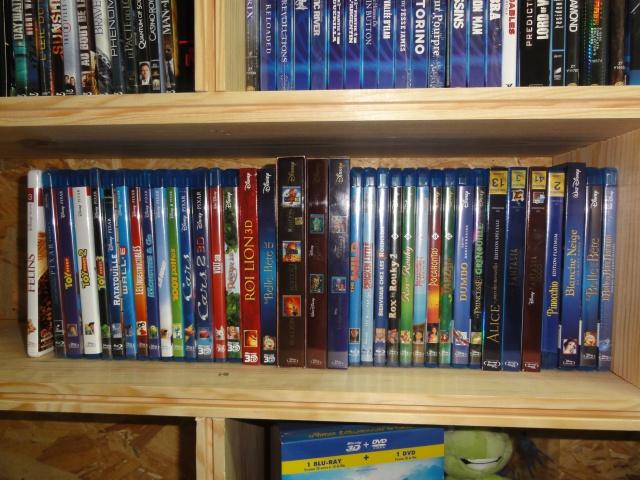 [Photos] Postez les photos de votre collection de DVD et Blu-ray Disney ! - Page 21 604620DSC05363