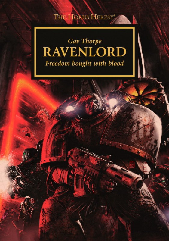 [Horus Heresy] Ravenlord de Gav Thorpe 605337447771RavenLord