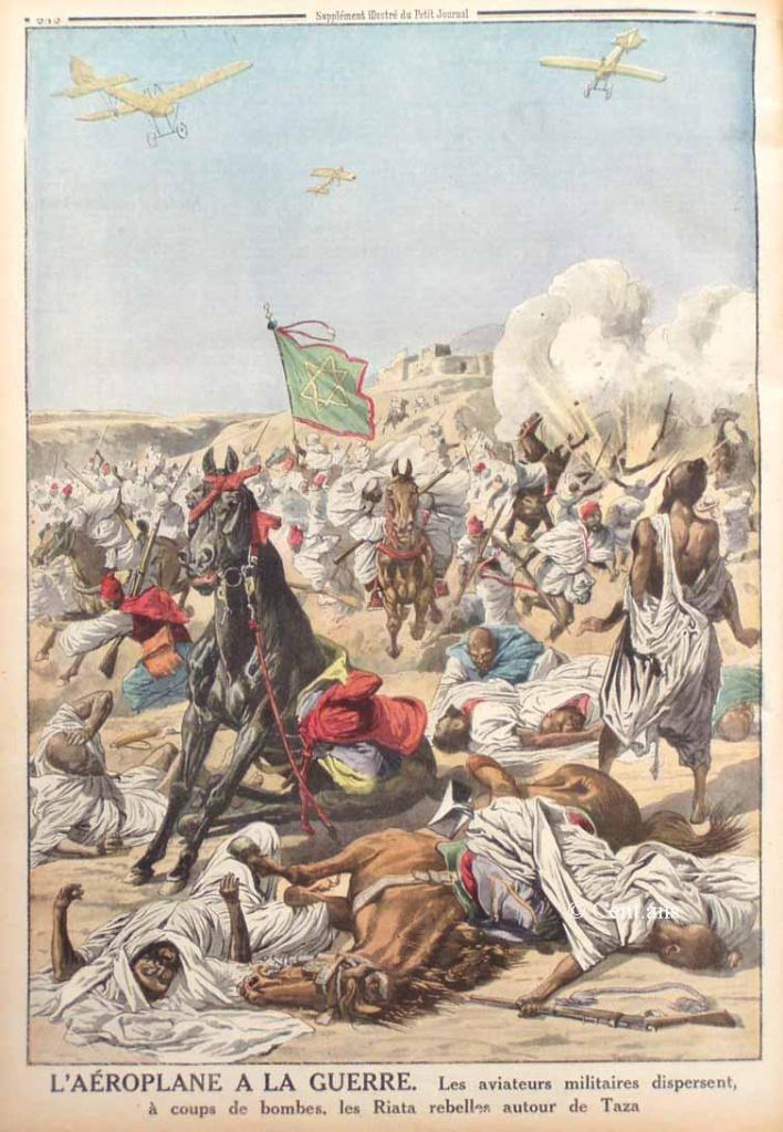صفحات من تاريخ المغرب الحديث من خلال Le Petit journal illustré - صفحة 3 606317pj123519071914b