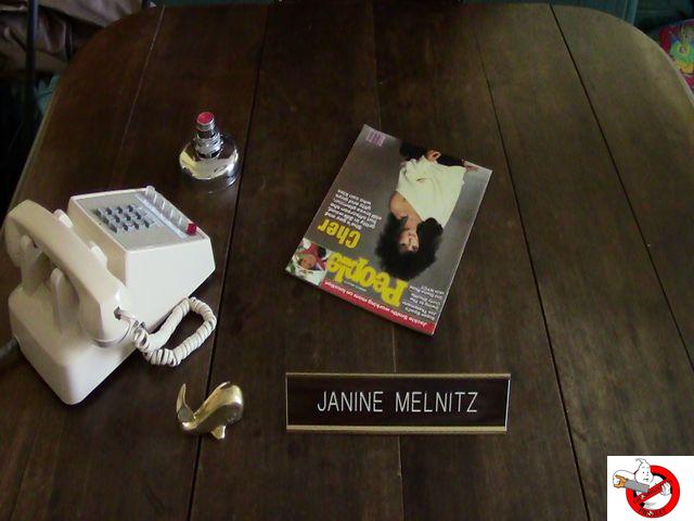 [EN COURS] Bureau de Janine Melnitz 60671108