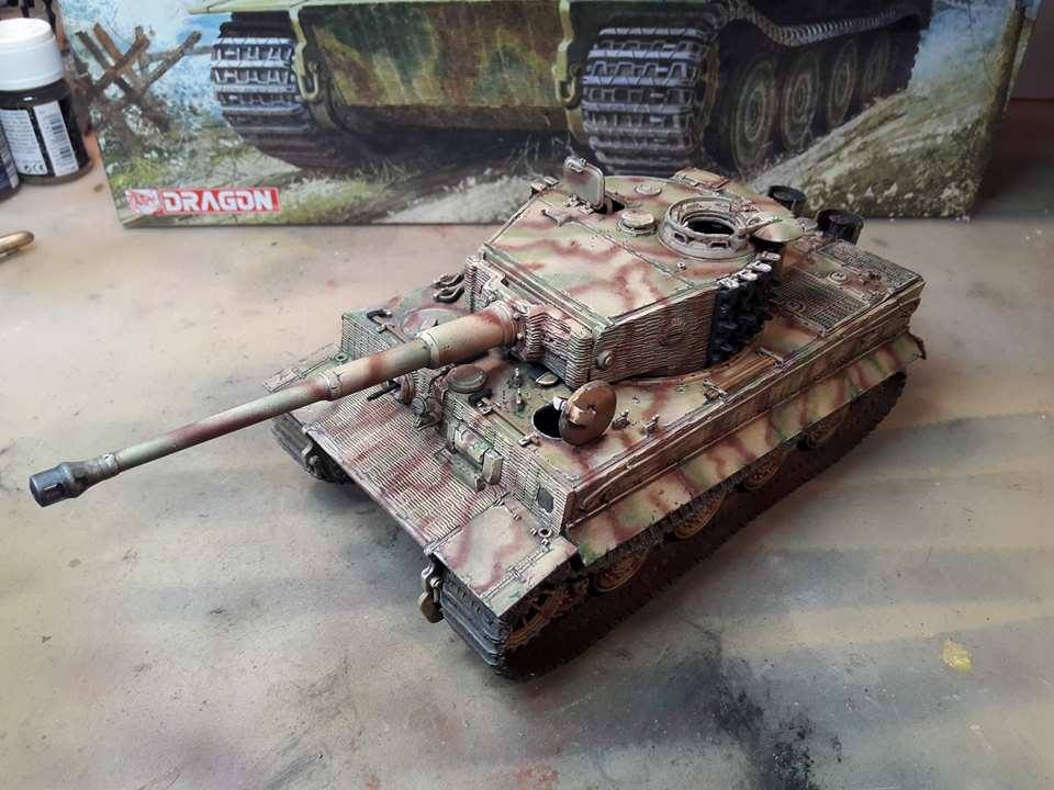 Tiger I Late production - Normandie 1944 - Dragon - 1/35 - Page 2 60763717965710102109613516843051241827334n